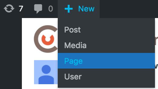 Custom admin bar context menu color on mouse over