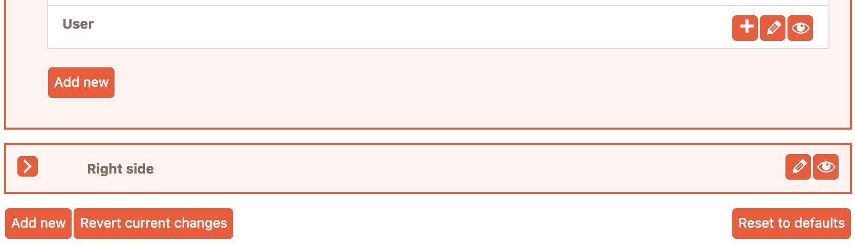 Option for adding new admin bar items in Cusmin Admin Bar Editor